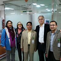 #Solidaridad con Nepal  Fundación García Cugat